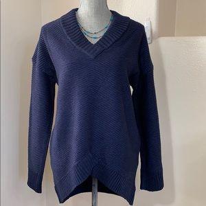 TOBI Women's Nice Cashmere V Shape Sweater Sz M